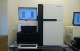 photo of the High-throughput sequencing system