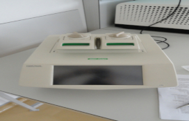 photo of the Thermal cycler
