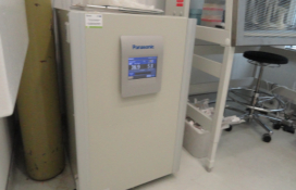 photo of the CO2 Incubator