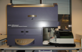 photo of the Cell Analyzer