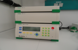 photo of the Electroporation system for transfecting every cell type