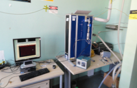 photo of the Composition-Pressure Izoterms analyzer