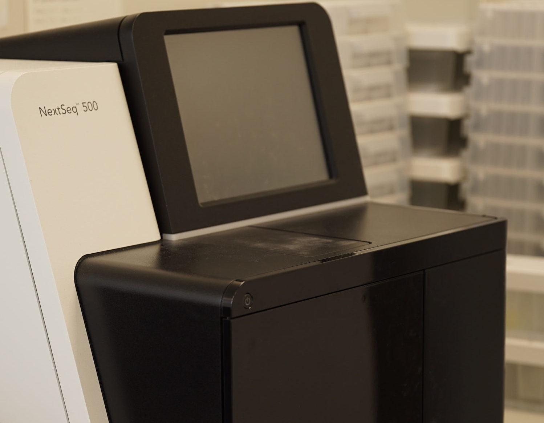 NextSeq 500 system